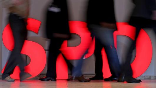 Bei der SPD steht eine Stichwahl an.