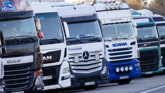 Aus einem Lkw klauten Diebe in Großbritannien eine riesen Beute. (Symbolbild)