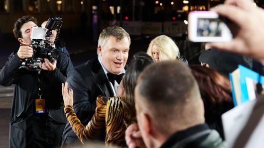 Hape Kerkeling bei den GQ-Awards in Berlin.