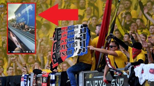 BVB-Ultras haben vor dem Duell des FC Schalke 04 gegen Fortuna Düsseldorf einen Fanclub überfallen.
