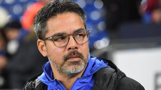 David Wagner will beim FC Schalke 04 keine Stürmerdiskussion führen.