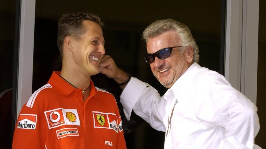 Willi Weber war lange Zeit Manager von Formel-1-Legende Michael Schumacher. (Archivbild)