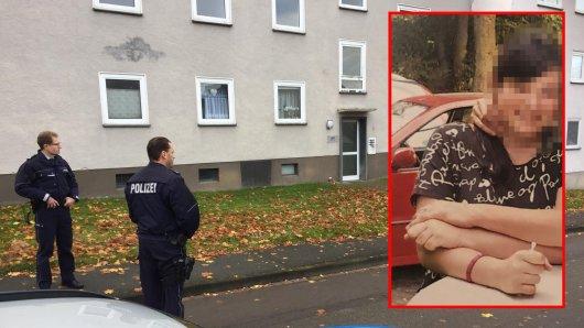 Die 15-jährige Oliwia-Marta K. aus Detmold steht unter Verdacht, ihren kleinen Halbbruder erstochen zu haben.