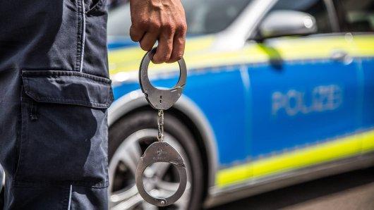 Die Polizei in NRW hat einen Dieb festgenommen. (Symbolbild)