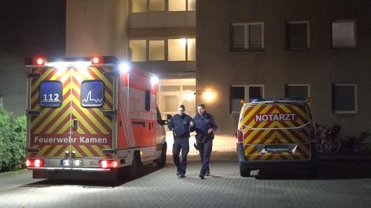 In Bergkamen (NRW) wird ein Mann verdächtigt, erst seine Frau und dann sich selbst umgebracht zu haben.
