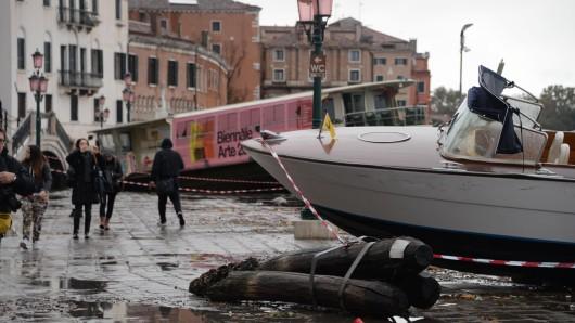 Die Folgen des Hochwassers in Venedig sind verheerend.