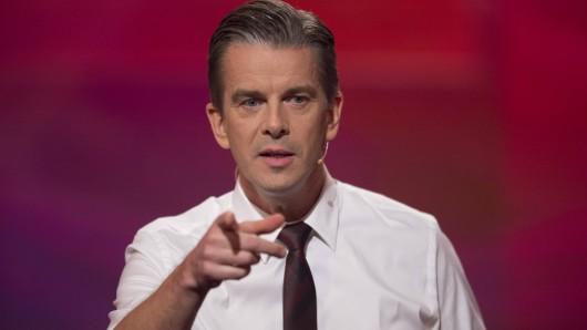 Markus Lanz im ZDF: Sein Gast Gaby Köster brachte erschütternde Neuigkeiten mit.