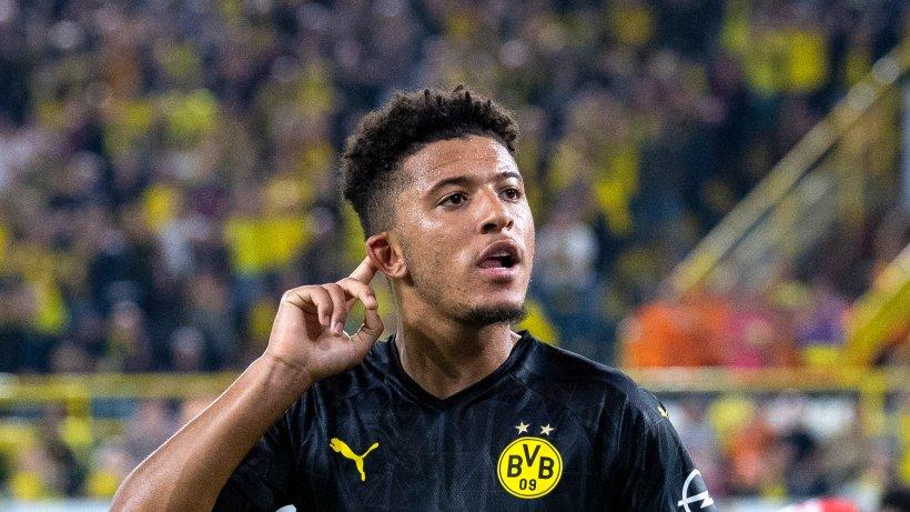Borussia Dortmund: Sancho kriegt Preisschild – unfassbare Summe - Derwesten.de