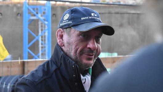 Markus Mahkorn (46) hat lange Jahre selbst als Obdachloser auf der Straße in Düsseldorf gelebt.