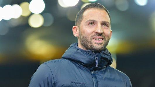 Domenico Tedesco war 621 Tage lang Trainer des FC Schalke 04.