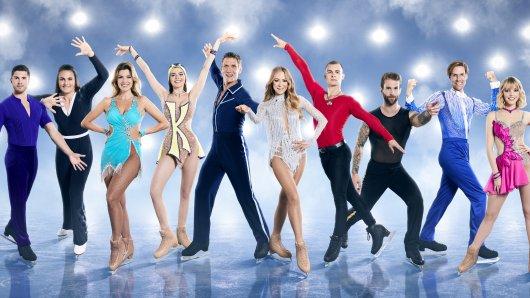 Dancing on Ice: Alle Kandidaten