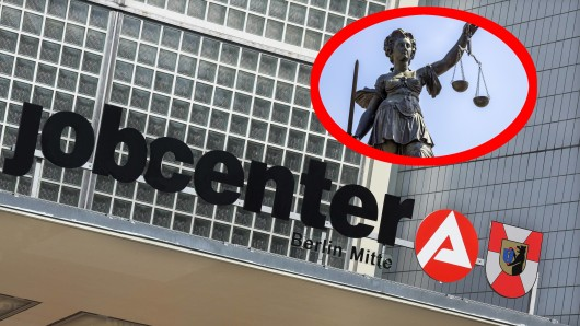"""Über 46.000 Euro hat Yasmin S. an """"Hartz 4"""" vom Jobcenter Berlin erschlichen. (Symbolbild)"""