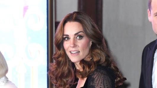 Kate Middleton reagierte auf einen Promi, der aus dem Royals-Palast etwas gestohlen hatte.