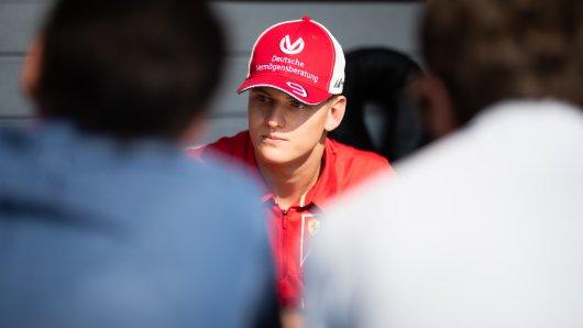 Michael Schumacher: Seinem Sohn Mick trauen einige Experten den Sprung in die Formel 1 zu.
