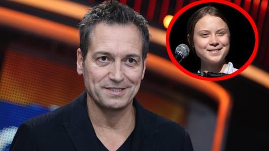 Dieter Nuhr schießt wieder gegen Greta Thunberg.