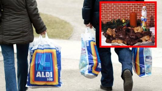 Ein Aldi-Kunde kaufte sich Lebkuchen – Doch die Angabe der Packung stimmte nicht mit der Realität überein. (Symbolbild)