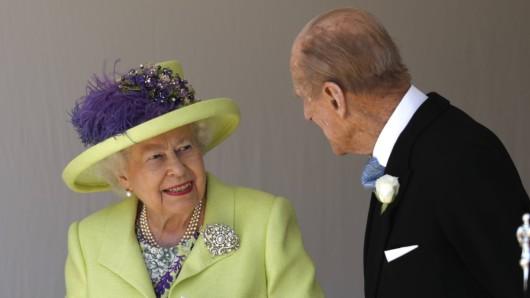 Die Queen äußert sich auf dem offiziellen Instagram-Account der Royals zu dem Terroranschlag.