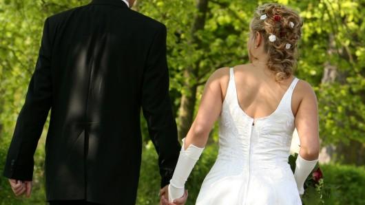 Eine Hochzeit findet nicht statt. Der Grund erschüttert. (Symbolbild)