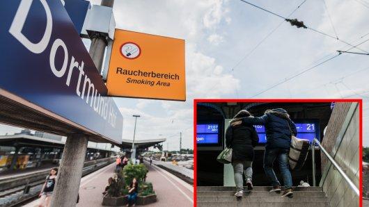 Ein Paar aus Ungarn wollte in Dortmund das große Glück finden... (Symbolbild)