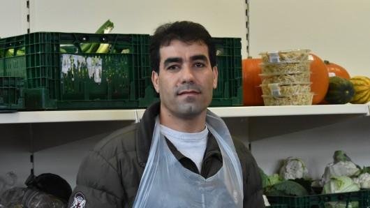 Ryiead Abdy (40) ist aus Syrien nach NRW geflohen.