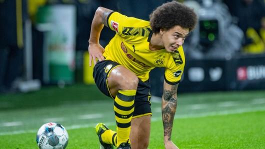 Axel Witsel fällt beim BVB für den Rest der Hinrunde aus.