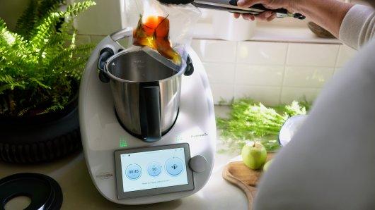Das beliebte Küchengerät Thermomix wird nicht mehr in Deutschland produziert.