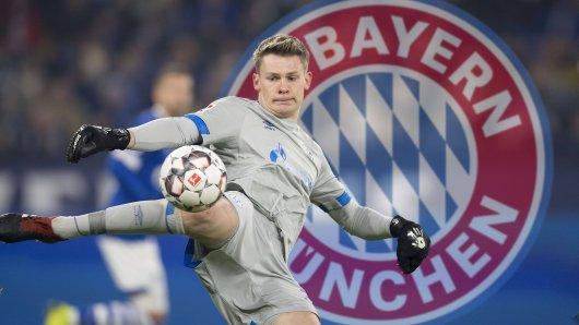 Nübel und Bayern noch ein Thema? Die Nummer 1 des FC Schalke 04 wurde mit dem Rekordmeister in Verbindung gebracht. Nun gibt es offenbar Klarheit.