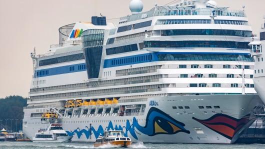 Kreuzfahrt: Passagiere der Aida sind außer sich vor Wut. (Symbolbild)