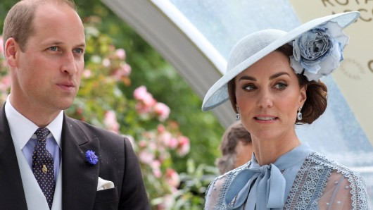 Royals: Herzogin Kate und Prinz William veröffentlichten einen rührenden Post.