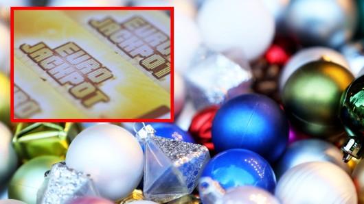 Ein Lotto-Gewinner aus Großbritannien will nach seinem Gewinn weiterarbeiten. (Symbolbild)