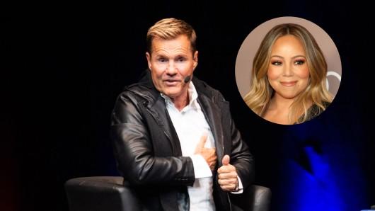 Dieter Bohlen verrät ein Geheimnis über Mariah Carey.