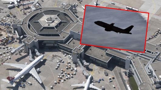 Am Flughafen Frankfurt kam es zu Schreck für die Passagiere eine Maschine aus Südamerika. (Symbolbild)