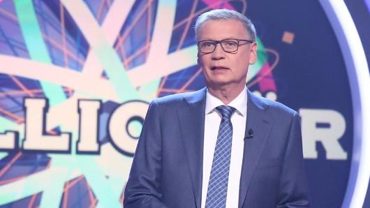 """Günther Jauch moderiert sei """"Wer wird Millionär?"""" seit 1999."""