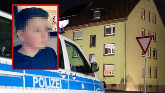 Duisburg: In diesem Haus in Recklinghausen wurde der vermisste Marvin entdeckt.