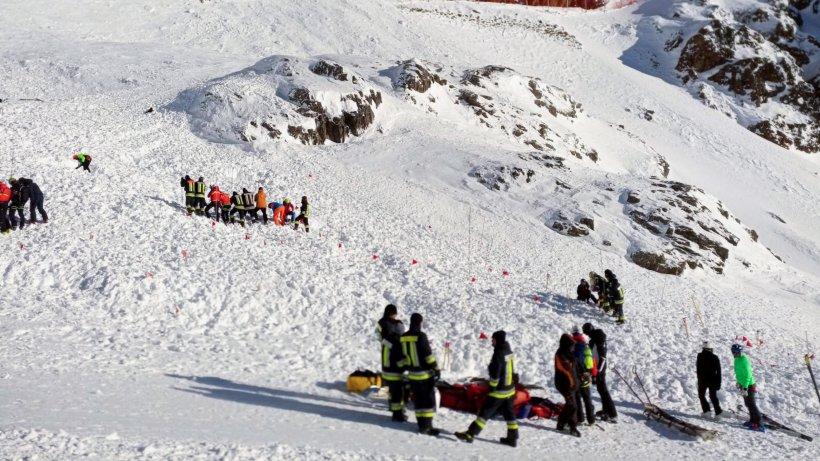 Unglück Südtirol