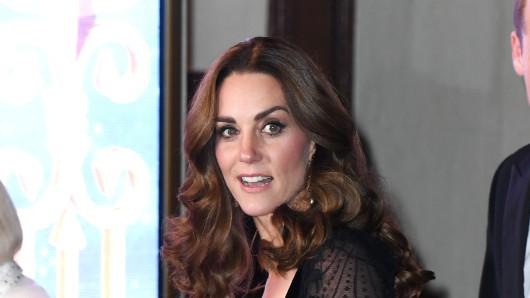 Kate Middleton meldet sich nach dem ganzen Skandal um Meghan und Harry nun zu Wort.