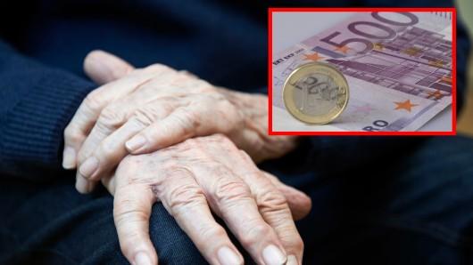 Klaus P. (78) aus NRW bekommt monatlich 728 Euro Pflegegeld. Doch die kommt nicht bei ihm an. (Symbolbild)