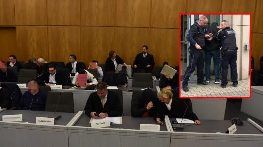 Urteil im Clan-Prozess in Essen!
