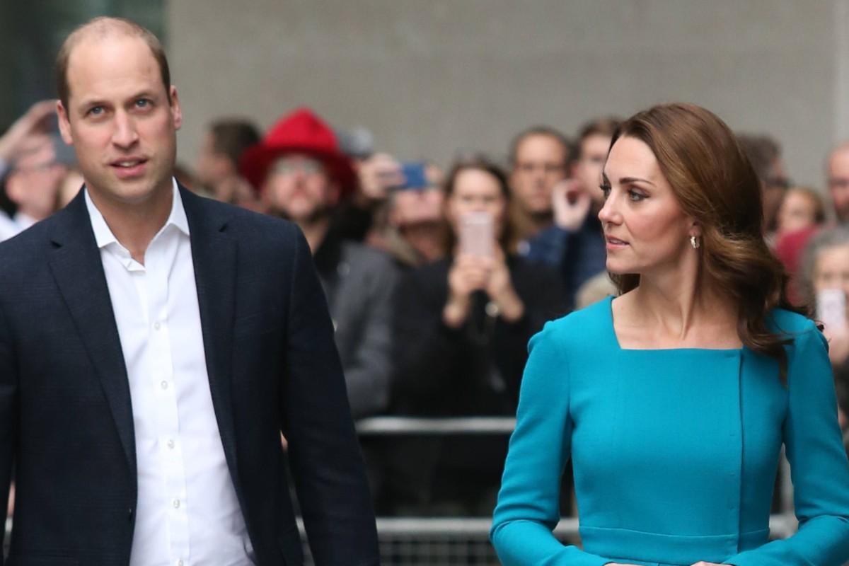 """Kate Middleton verplappert sich: """"Glaube nicht, dass William..."""""""