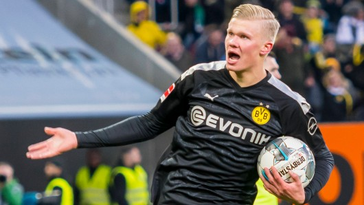 Borussia Dortmund: Darf Erling Haaland gegen Köln von Beginn an ran?