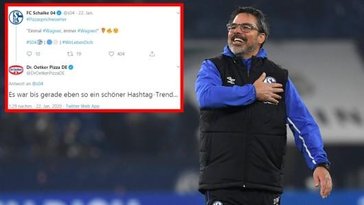 Der FC Schalke 04 lieferte sich einen kleinen Twitter-Beef.