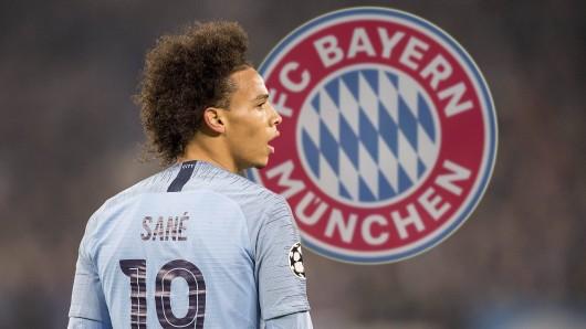 Leroy Sané ist weiter ein Kandidat beim FC Bayern München.