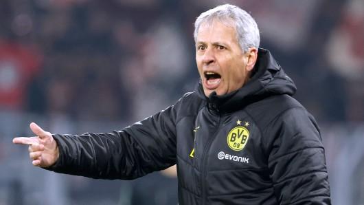 Lucien Favre und der BVB haben schwierige Aufgaben vor der Brust.
