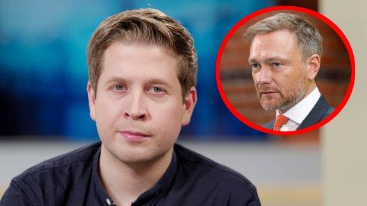 Kevin Kühnert schießt via Twitter gegen FDP-Chef Christian Lindner. Doch das geht nach hinten los.