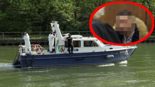 Durmis R. (39) tötete seine Frau und versenkte sie im Rhein-Herne-Kanal.