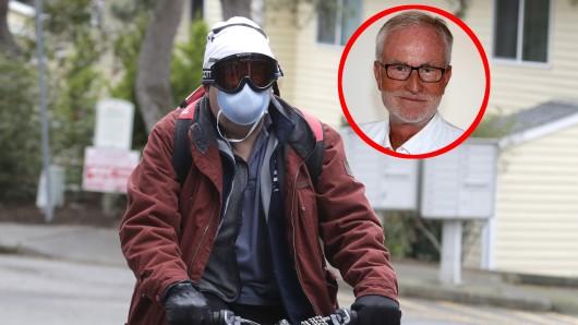Borwin Bandelow ist Angstforscher und beschäftigt sich mit den Ängsten rund um das Coronavirus.