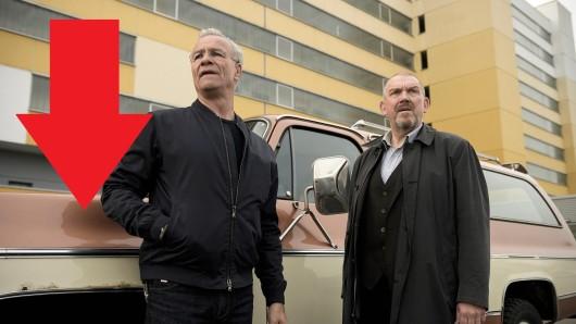 Freddy Schenk (rechts) ist dafür bekannt, regelmäßig sein Auto zu wechseln.