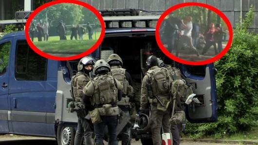 In Essen-Horst kam es vergangene Woche zu zwei Auseinandersetzungen.