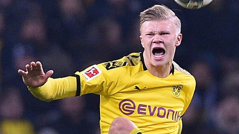 """Borussia Dortmund: Böse Vorwürfe gegen Erling Haaland – """"Unprofessionell und unhöflich"""""""