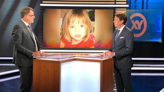 Aktenzeichen XY: Der Fall Maddie McCann war am Mittwochabend nochmal Thema in der ZDF-Sendung.